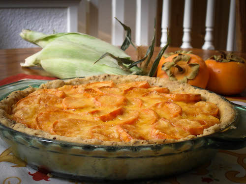 Thanksgiving Harvest Tart | Garlic Gold