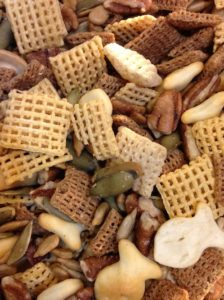 Garlic Gold Cereal Mix