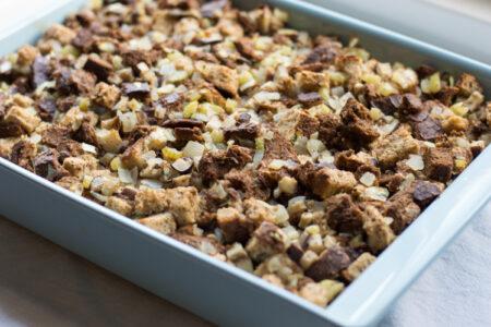 Dairy Free Shitake Stuffing Recipe Organic Condiments