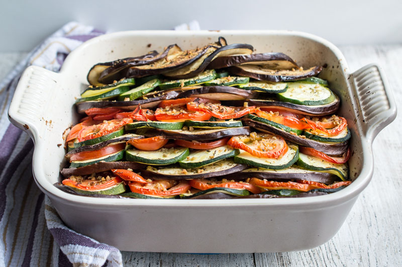 easy ratatouille Best zucchini recipe