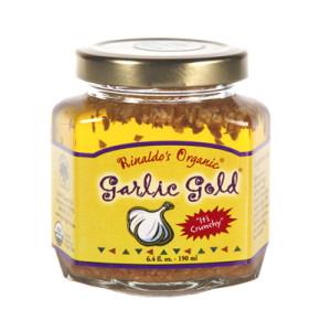 Organic Garlic Top Chef recomends