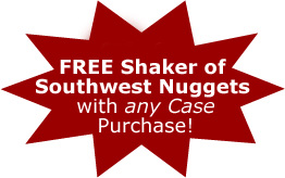 Free Shaker with any Case Purchase