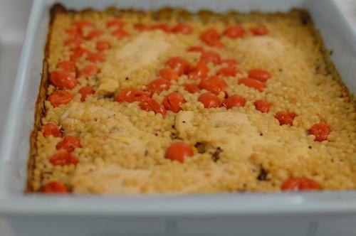 Couscous Chicken Bake