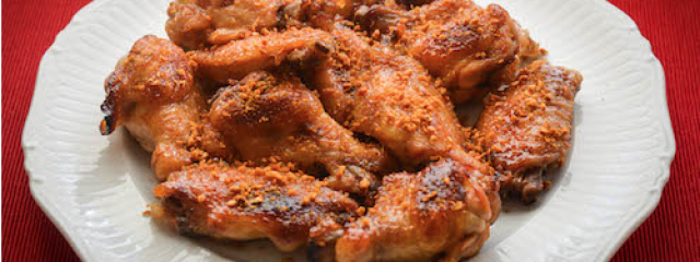Spicy Southwest Chili Garlic Wings
