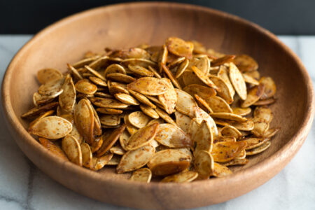 Cajun Pumpkin Seeds